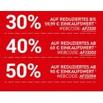 Adlermode – bis zu 50% Extra-Rabatt auf bereits reduzierte Artikel
