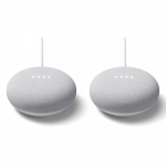 Google Nest Mini 2er-Pack um 49 € statt 98,18 €