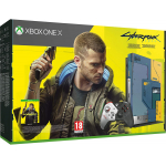 Xbox One X 1TB – Cyber Punk 2077 Limited Edition um 299,99 €