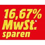 Media Markt MwSt sparen – 16,67% Rabatt auf viele Samsung Produkte