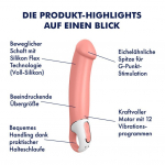"Satisfyer ""Vibes Master"" GRATIS (MBW 19,95 €) bei Eis.at"
