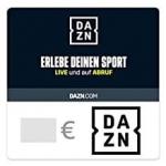 DAZN – 6 Monats-Abo Gutschein um 49,99 € statt 59,99 €