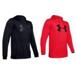 "Under Armour ""Big Logo"" Hoodie inkl. Versand um 29,50 € statt 54,40 €"