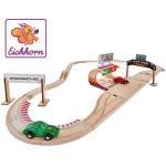 """Eichhorn Schienenbahn """"Porsche Racing, 31-tlg."""" um 23,90 € statt 44,74 €"""