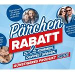 Hervis Pärchenrabatt – 2 Produkte kaufen –> günstigeres kostenlos