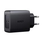 AUKEY Ladegerät USB C mit Power Delivery 18W um 6,89 € statt 19 €