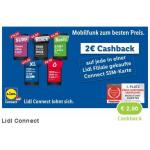 Marktguru – 2 € Cashback auf Lidl Connect SIMs (30,3 € Gewinn möglich)