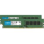 Crucial 8GB RAM Kit (DDR4, 288-Pin) um 29,92 € statt 46,10 €