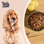 Tails.com – individuelles Hundefutter, 4 Wochen gratis testen (4 € Versand)