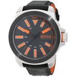 Hugo Boss Orange New York Herren-Armbanduhr um 68,57€ statt 124€
