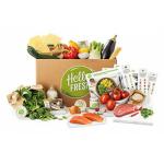 HelloFresh – 70% Rabatt auf die erste Box – ab 1,70 € pro Portion!