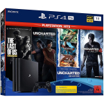 Sony PlayStation 4 Pro – 1TB PlayStation Hits Bundle um 362 € statt 430 €