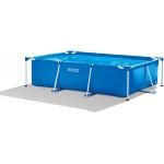 Intex Family Frame Pool 300x200x75cm um 89,51 € – sofort lieferbar!
