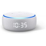 Echo Dot (3.Gen.) – smarter Lautsprecher mit Uhr um 35,29 € statt 58 €