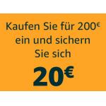 Amazon – bis zu 20 € Gutschein beim Einkauf über die Amazon App