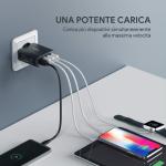 AUKEY Quick Charge 3.0 USB Ladegerät (42W) um 18,99 € statt 28,99 €