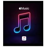 Apple Music – 4 Monate kostenlos testen – statt 39,96 €