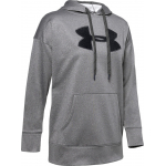 Under Armour Fleece Chenille Logo Hoodie um 25 € statt 30,47 €