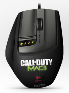 Logitech Laser Mouse G9X: Call of Duty® Edition + UE 100 In-Ear Kopfhörer um 46,55€ @Logitech.de