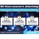 getgoods Geburtstagsrabatte – bis zu 10 € sparen (bis 27.07.)