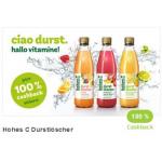 2x Hohes C Durtslöscher 0,5L GRATIS (2,78 € sparen)