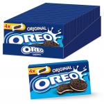 12x OREO Original Doppelkekse 176g um15,16 € statt 29,88 €
