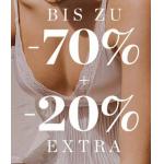 Hunkemöller Big Sexy Sale: bis zu -70% & 3für2 Aktion & gratis Versand