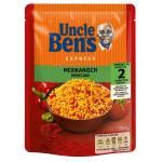 4x Uncle Ben's Express-Reis Mexikanisch 250g um 4,45 € statt 6,36 €