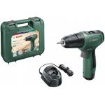 Bosch DIY EasyDrill 1200 Akku-Bohrschrauber + Koffer + Akku 1.5Ah inkl. Versand um 63 € statt 74,99 € (Bestpreis)