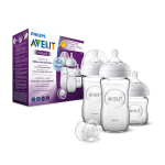 "Philips Avent """"SCD303/01″"" Natural Flaschenset um 22,82 € statt 32,99 €"