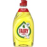 10x Fairy Zitrone Ultra Konzentrat Hand-Geschirrspülmittel um 9,79 €