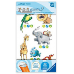 tiptoi Create Sticker Lustige Tiere um 3,71 € statt 7,99 €