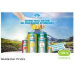 2x Gasteiner Fruits GRATIS – 1,38 € sparen (Marktguru App)