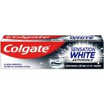 4x Colgate Sensation White Aktivkohle Zahnpasta 75 ml um 3,50€ statt 7€