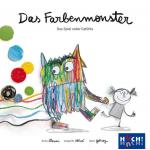 """Das Farbmonster"" (Kinderspiel) um 15,99 € statt 24,62 € (Bestpreis)"