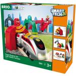 BRIO Bahn 33873 – Großes Smart Tech Reisezug Set mit Action Tunnels um 45,26 € statt 66,01 €