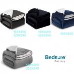 Bedsure Sherpa Decke (versch. Farben & Größen) ab 17,54 €