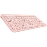 Logitech K380 Multi-Device Bluetooth-Tastatur (rose) um 30,25 €
