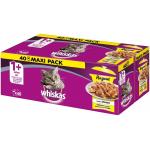 160x Whiskas 1+ Katzenfutter Ragout 85g um 26,91 € statt 43,27 €