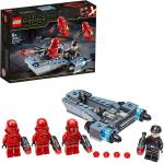 LEGO Star Wars Episode IX – Sith Troopers Battle Pack um 9,50€ statt 16€