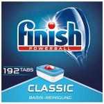 Finish Classic Spülmaschinentabs (192 Tabs) um 14,99 € statt 21,10 €