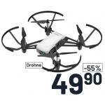 DJI Ryze Tello Drohne um 49,90 € statt 98,65 € – Bestpreis!