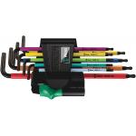 Wera Multicolour Torx Winkelschlüsselsatz, 9-tlg. um 22,75 € statt 36,39 €