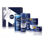 NIVEA MEN Protect & Care Geschenkbox + Nivea Men Rasierschaum 200ml um 10,24 € statt 21,56 € (Flaconi / Marktguru)