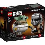 LEGO BrickHeadz – Der Mandalorianer und das Kind (75317) um 13,91 €