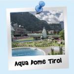 Aqua Dome: 1 Nacht inkl. HP & Therme ab 123,50 € statt 235 € p.P.!