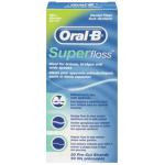 3x Pack Oral B Zahnseide (vorgeschnitten, 50 Stück) um 6 € statt 11,22 €