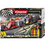 "Carrera GO!!! ""Race to Win"" Autorennbahn Set um 33,83 € statt 55,79 €"