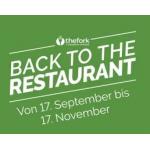 thefork (delinski) – 50% Rabatt auf die Restaurant-Rechnung (bis 30.11.)