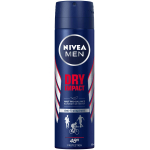 NIVEA MEN Dry Impact Deo Spray (150 ml) um 3,99 € statt 5,97 €